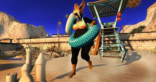 Off to the beach! | by Kodeine Haze