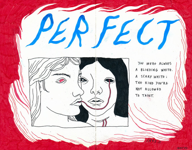 don't trust perfection