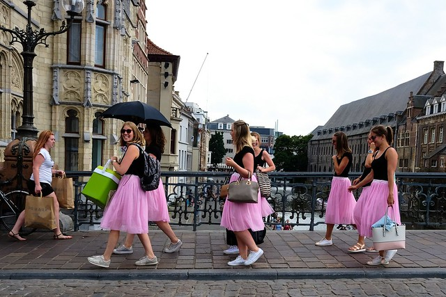 Enterrement de vie de jeune fille / Bachelorette party