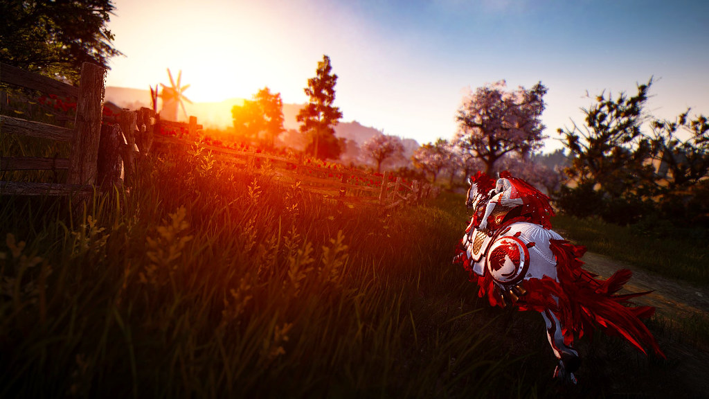 Black Desert Online Review: Don't get sand in your shoes