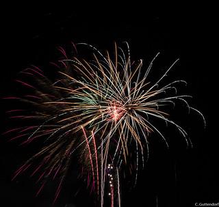 Milton PA Bicentennial Fireworks