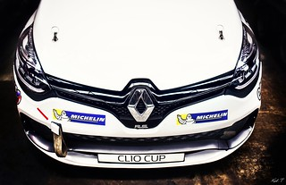 Clio IV RS Cup