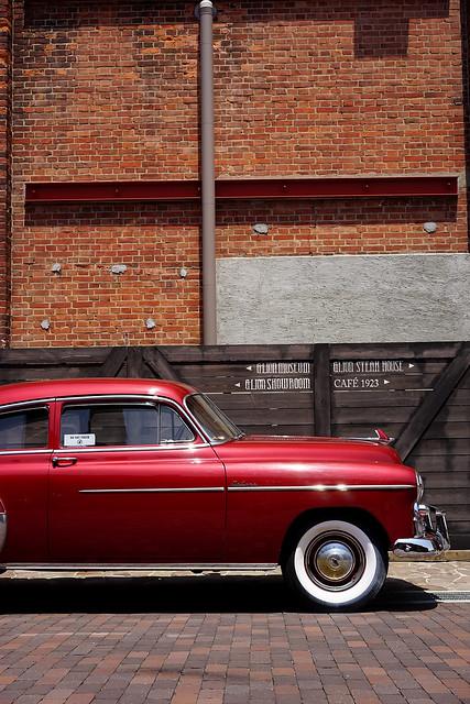 Vintage Chevrolet, Glion Museum