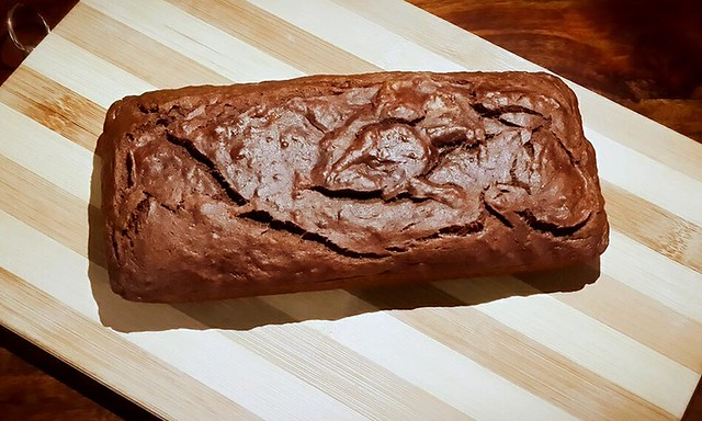 Banana Bread whole wheat