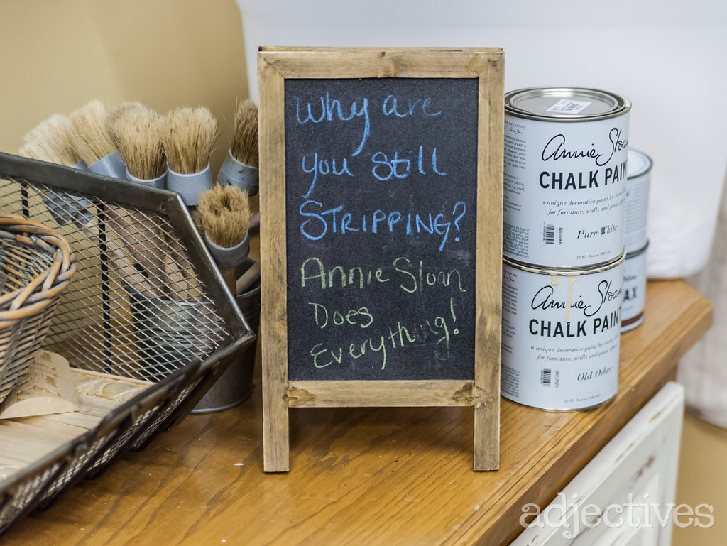 Chalk Paint® by Annie Sloan at Adjectives