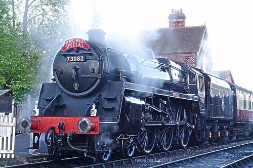 BR Standard No 73082 4-6-0 ar | by neal-felpham