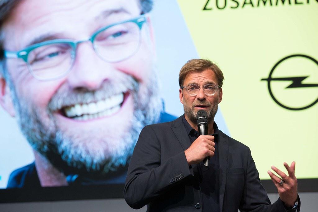 Opel-Markenbotschafter Jürgen Klopp in Rüsselsheim | Flickr