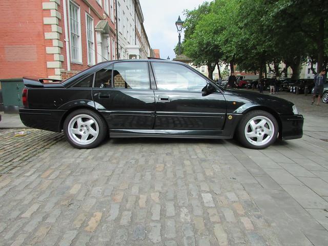 Vauxhall Lotus Carlton K390XGS