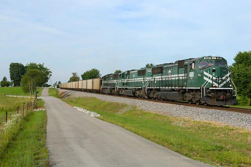 PAL LG1, Black Rock,KY 6/21/2017 | by Bluegrass Railfan
