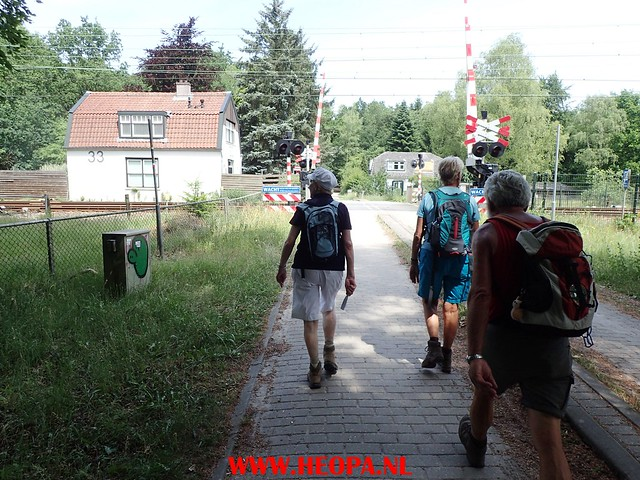 2017-06-21           Het Gooi  1e  dag  31 Km   (60)