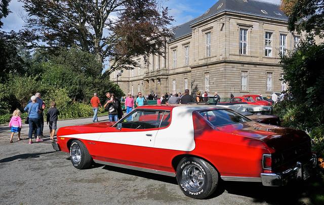 Ford Gran Torino 1975 Starsky & Hutch