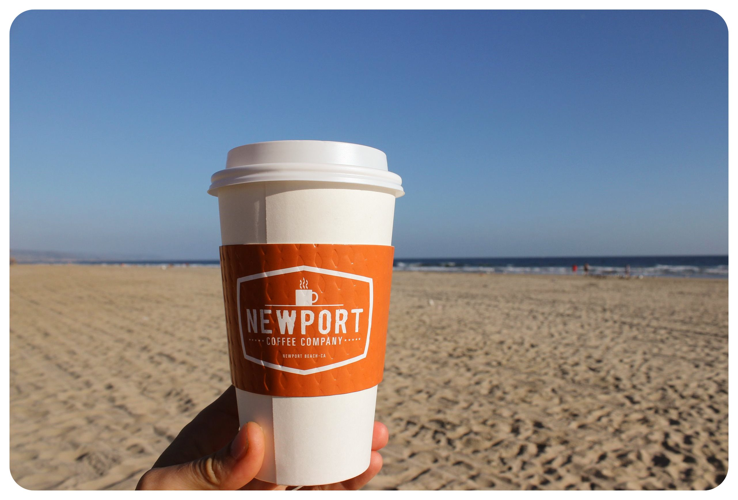 newport beach california coffee