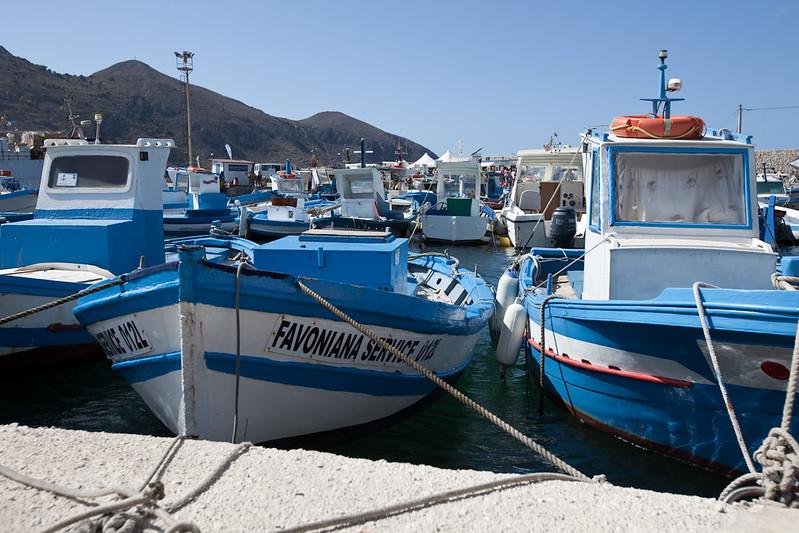 Favignana, Sicily