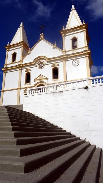 Igreja Matriz de Santa Luzia, MG
