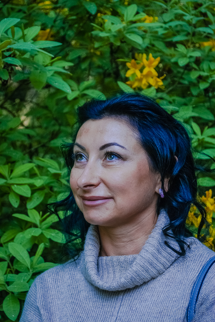 Людмила Янберга