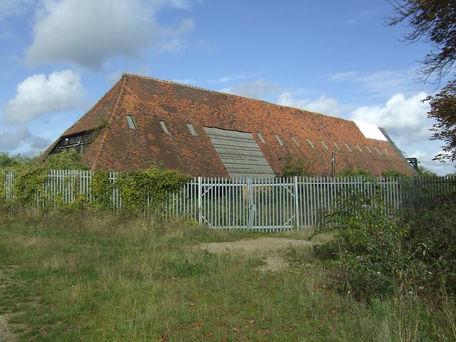 Old barn at Frindsbury