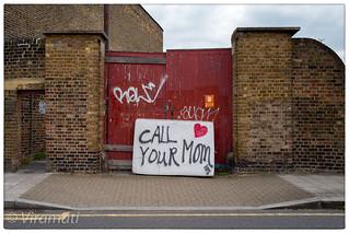 Call your Mum