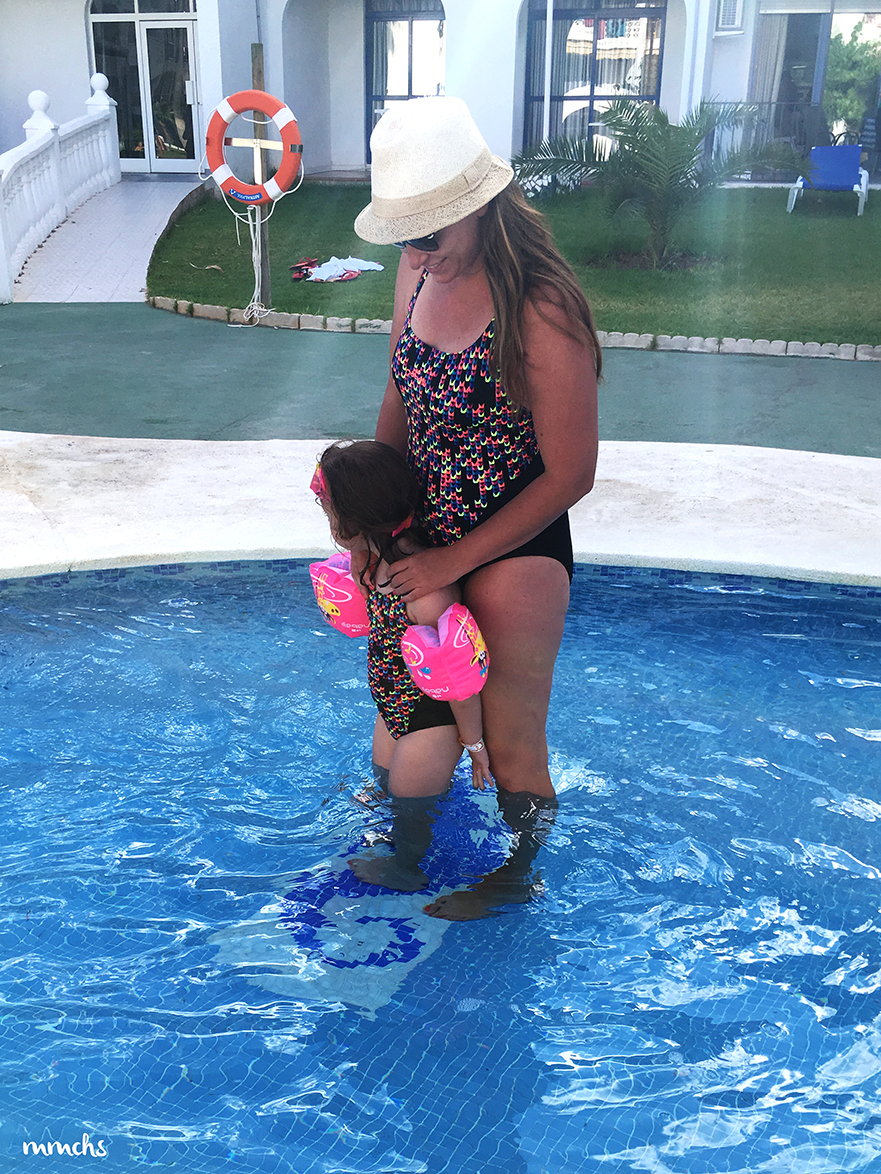 Vacaciones en familia en Alcoceber, Castellón