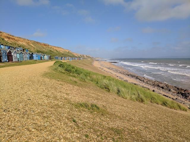 Barton on Sea.