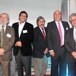 José Luis Opazo, Claudio Pizarro, Jorge Canto, Enrique Bone, Fernando Bravo todos de CIS