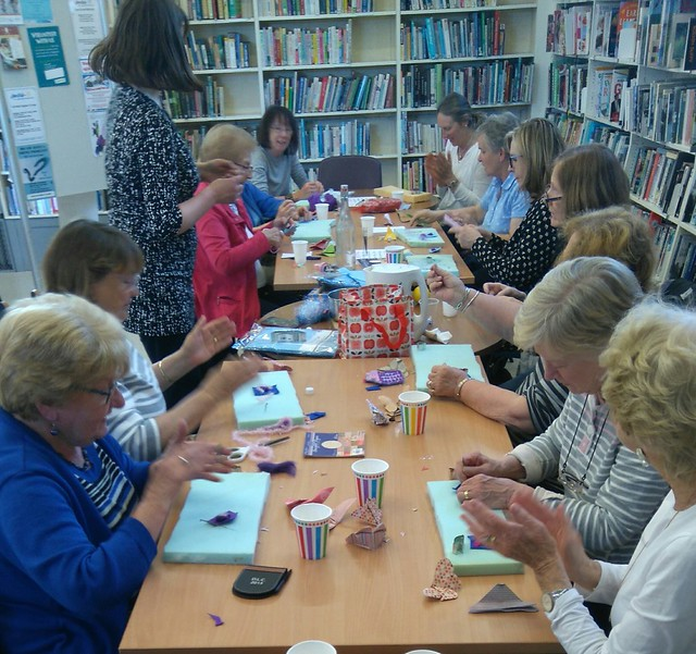 Handcrafted Gifts Creative Workshop at Drumcondra Library