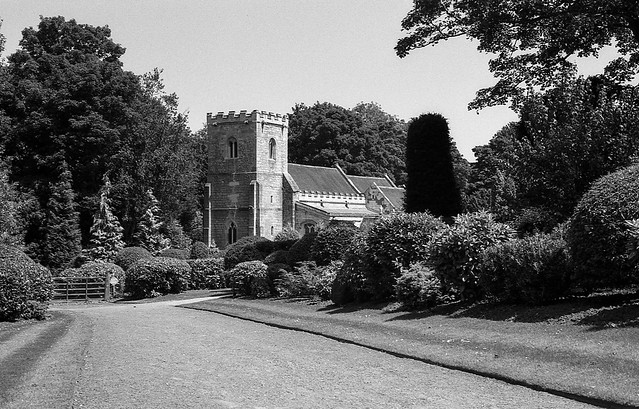 FILM - Brodsworth Church