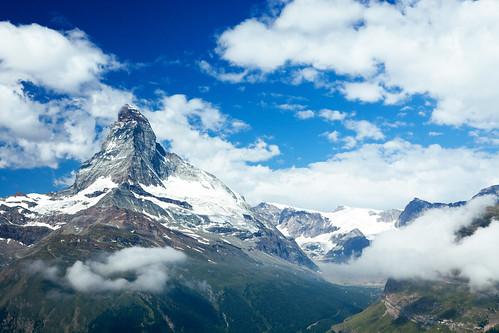 Matterhorn. Switzerland Symbol.   by lskornog