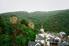 Esch-sur-Sûre - Luxembourg