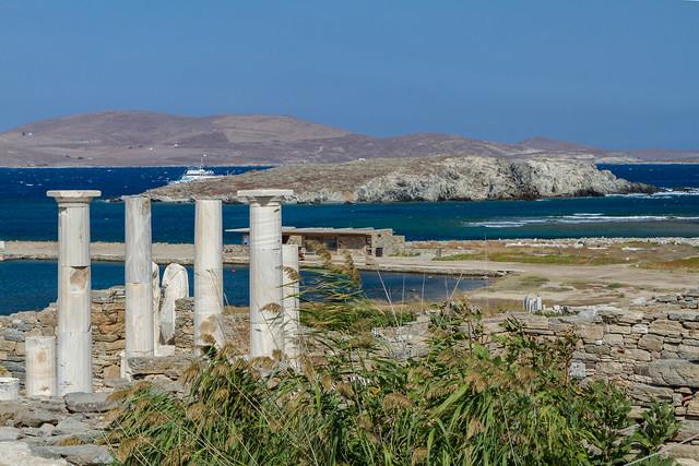 Ancient Grecian Ruins