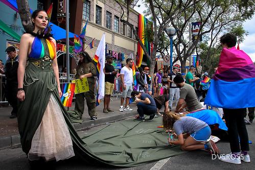 #ResistMarch LA Pride 2017 | by DVSROSS