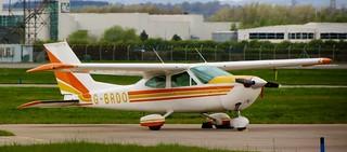 G-BRDO  Cessna 177B FG Cardinal II  c/n 177-02166