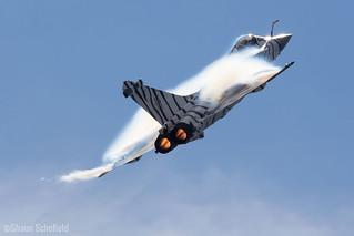 Dassault Rafale M 36 Aeronavale RNAS Yeovilton 08/07/17   by Shaun Schofield