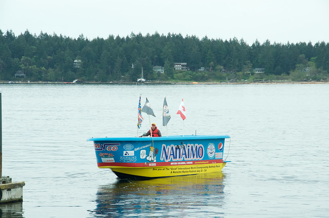 Nanaimo Bathtub Race