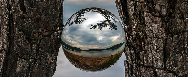 Lake Lanier Sphere (6888)