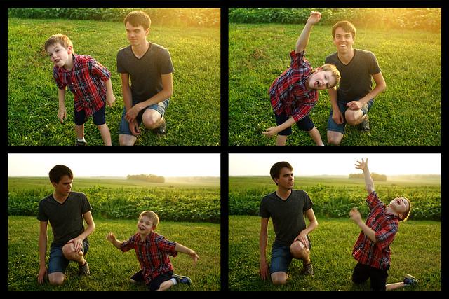 Erick and Conrad