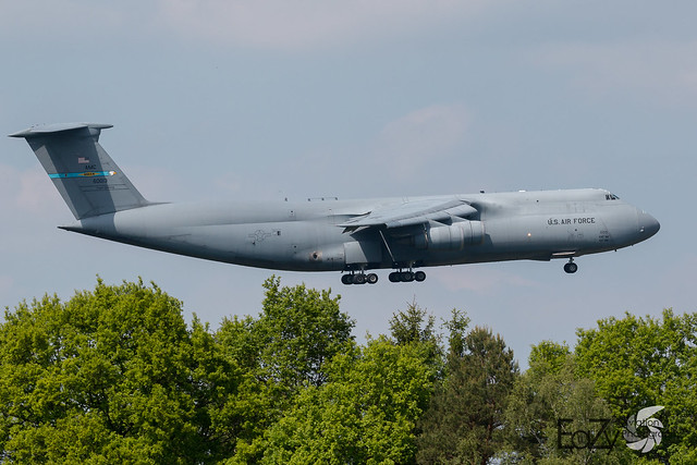 86-0013 United States Air Force Lockheed C-5M Super Galaxy