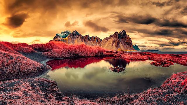 Vestrahorn, Stokksnes - Islandia