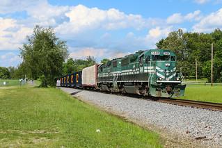 PAL CC2, Clarkson,KY 6/19/2017   by Bluegrass Railfan