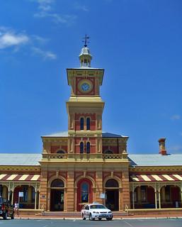 Albury Station