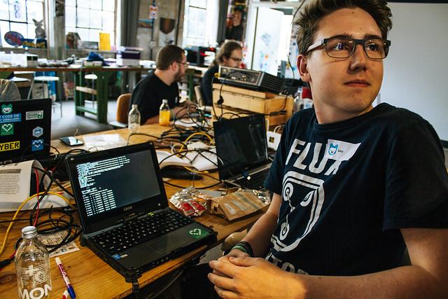 NODE17 Youth Hackathon 'JugendHackt'