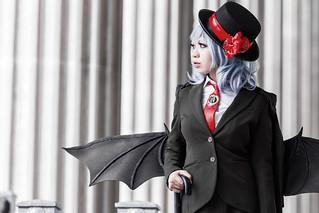 Remilia Scarlet (noire) | by bdrc