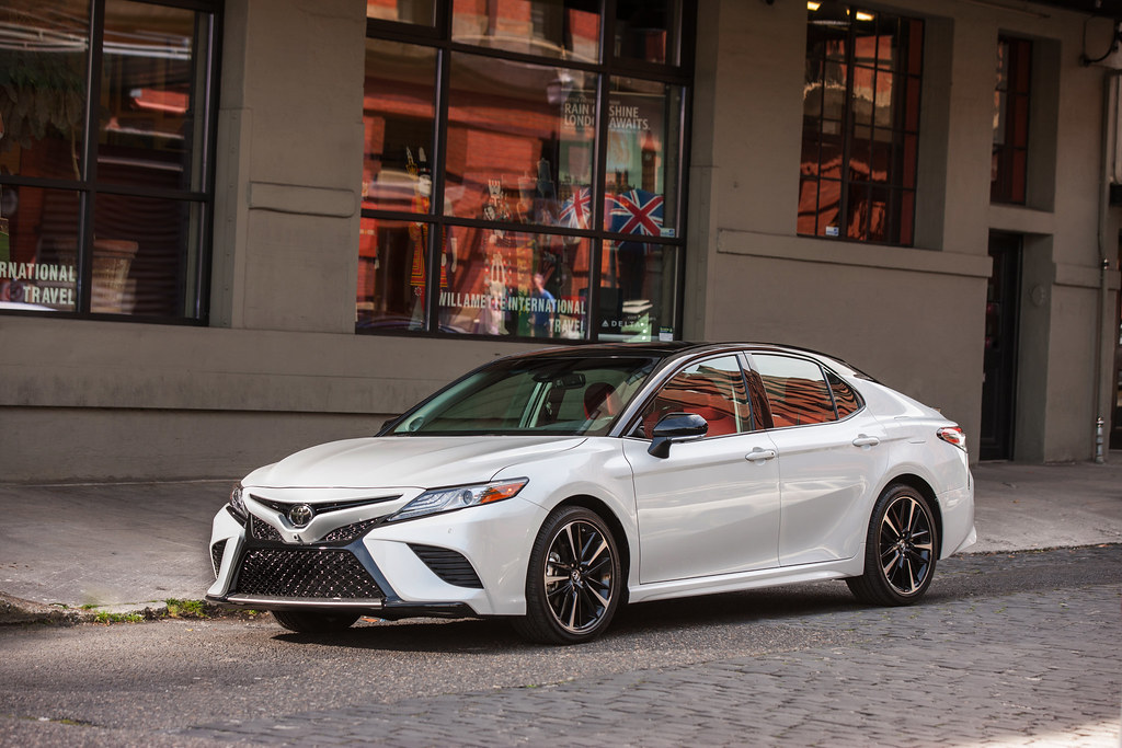 Toyota Camry Xse 2018 >> 2018 Toyota Camry Xse 16 Now In Its 8th Generation The C