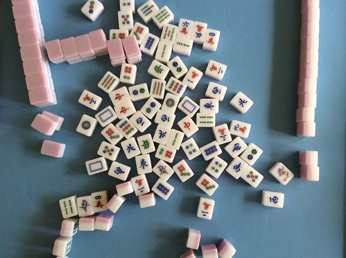 mahjong | by helen_xi wen_chen