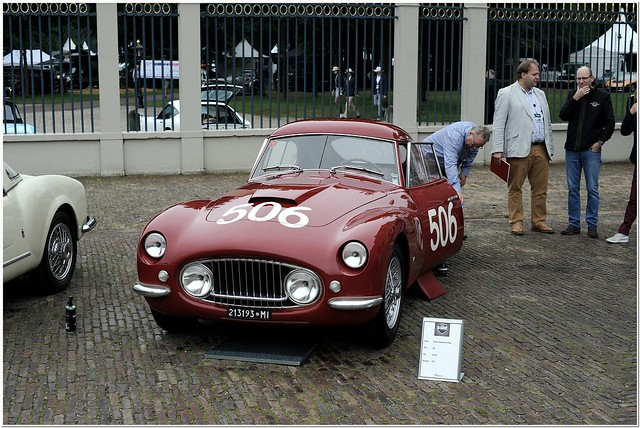 Fiat 8v Rapi / 1953