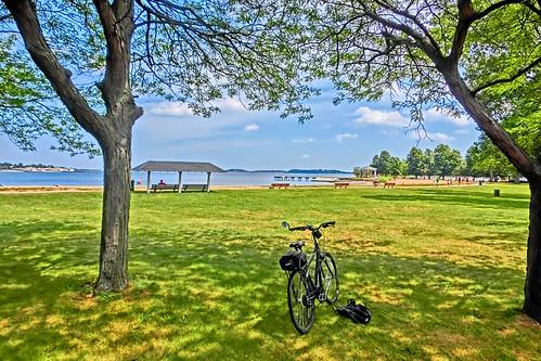 geotagged landscape boston brooks brooksbos beach