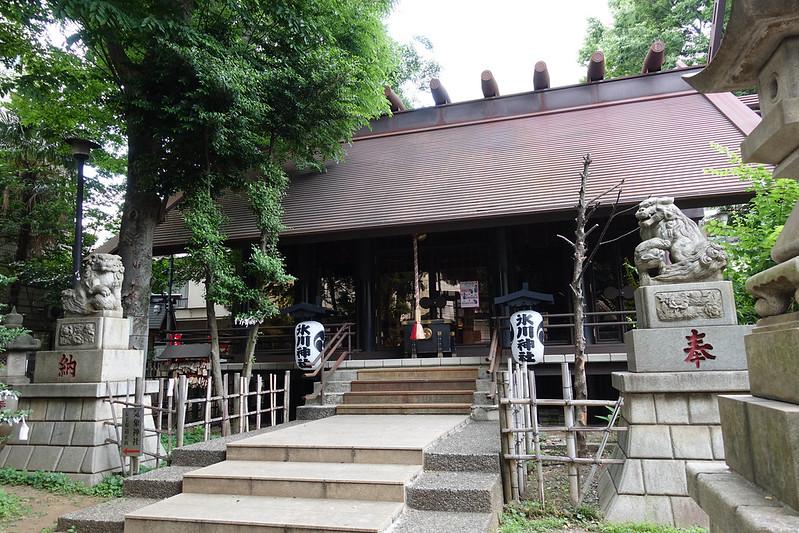 高円寺の気象神社
