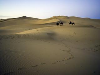 Gobi Desert, Mongolia | by Christopher.Michel
