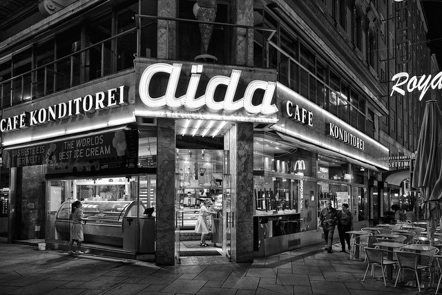 Wien, Aida