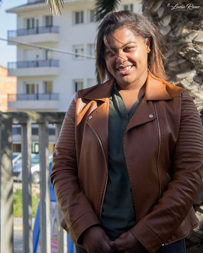 Presentadora de Grandes Vozes do Noso Mundo; Silvera Vicente de Oliveira | by lrivasgv
