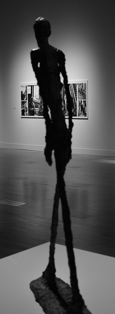 Walking Man I - Giacometti